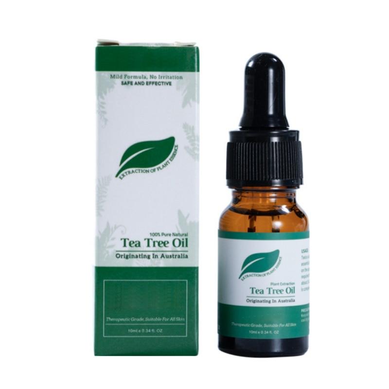 Увлажняющее питательное восстанавливающее эфирное масло для чайного дерева, восстанавливает воду, восстанавливает акне, эфирное масло для... чайного дерева эфирное масло elfarma 10 мл
