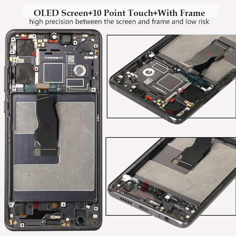 OLED Screen For Huawei P30 ELE-L29 LCD Display Touch Screen Digitizer Assembly Replacement Display For Huawei P30 LCD Screen enlarge