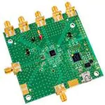 ADRF6702-EVALZ RF أدوات التنمية ADRF6702 EVALلوحة تقييم