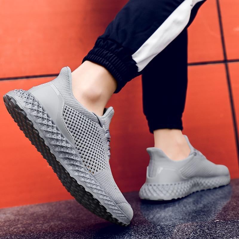 ساباتو الخفيفة ملابس الشارع 2020 دي أحذية رياضية للرجال مريحة موضة الرجال أحذية رياضية عادية مانين موضة المدربين الصلبة الأسود على