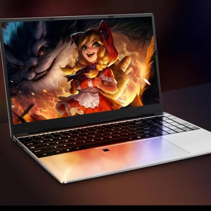 Promo Gaming computer laptop AMD Ryzen R3 2200U 2G graphics card 16G DDR4 RAM M.2 1TB SSD Windows 10 15-inch ultrabook metal notebook