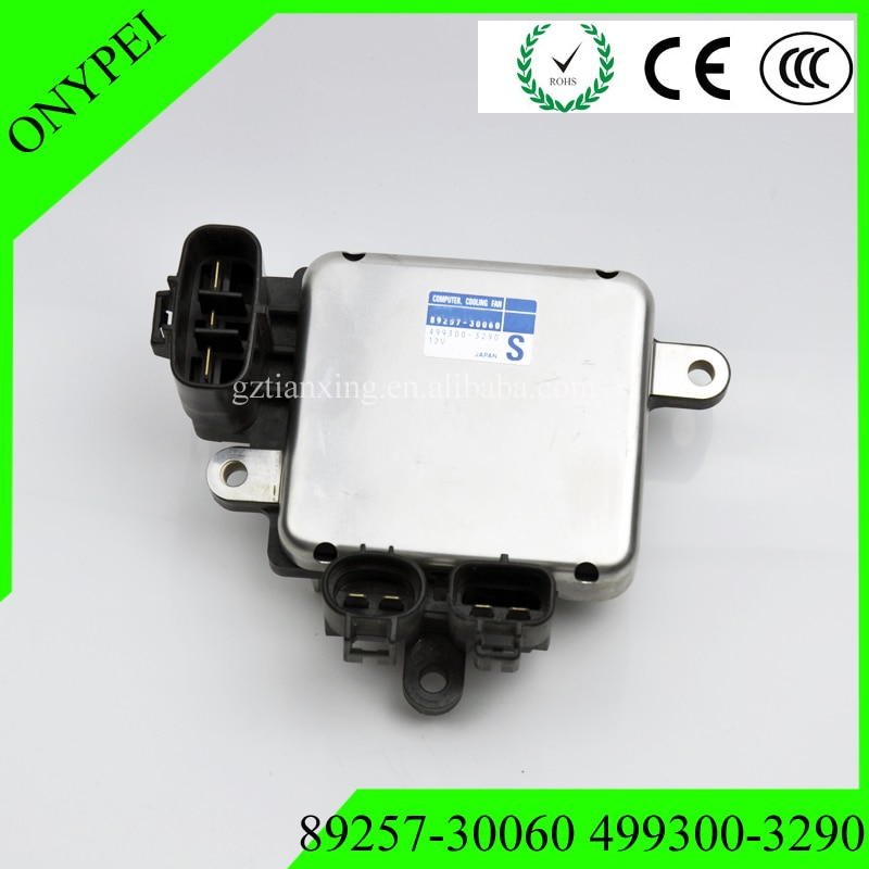 8925730060 High Quality Radiator Cooling Fan Control Module Unit 89257 30060 For Toyota Lexus 89257-30060