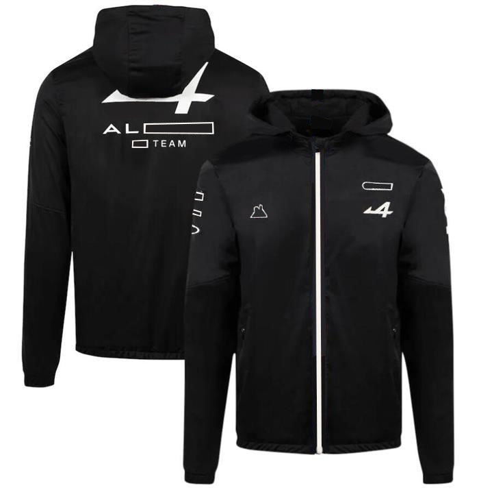 2021 new hot selling f1 racing hoodie car racing fans f1 team logo jacket with the same custom f1 jacket 2021 new F1 racing hoodie, F1 car jacket, racing sweater, the same style is customized
