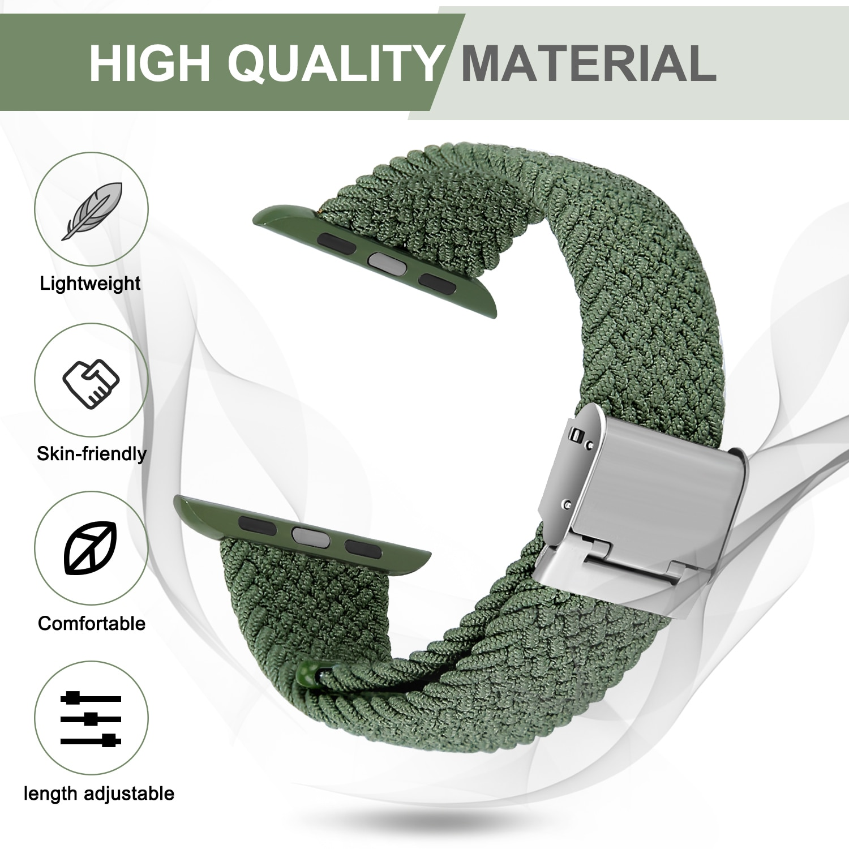 cinturini-per-orologi-apple-in-nylon-elastico-regolabili-44mm-40mm-38mm-42mm-cinturini-iwatch-per-donna-uomo-anello-singolo-intrecciato-regolabile