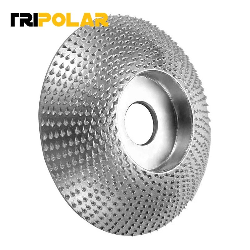 high quality woodworking grinding wheel rotary disc sanding wood carving tool abrasive disc tools for angle grinder 16mm bore High Quality Woodworking Grinding Wheel Rotary Disc Sanding Wood Carving Tool Abrasive Disc Tools For Angle Grinder 16MM Bore