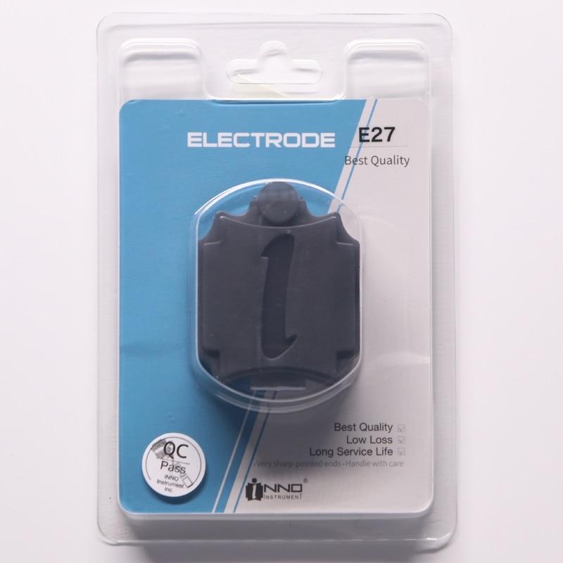 E27 Fiber Optic Ersatz Elektroden für INNO IFS-10 IFS-15 IFS-15S Ansicht 3 Ansicht 5 Ansicht 7 faser Fusion Elektrode