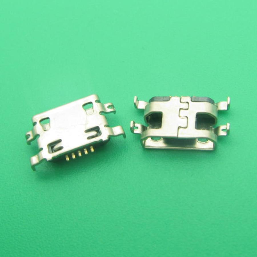 Conector de carga HOMTOM HT37 PRO mini USB de alta calidad 100 Uds para HOMTOM HT37 MTK6580 quad core 1,3 GHz 5,0 pulgadas 1280x720