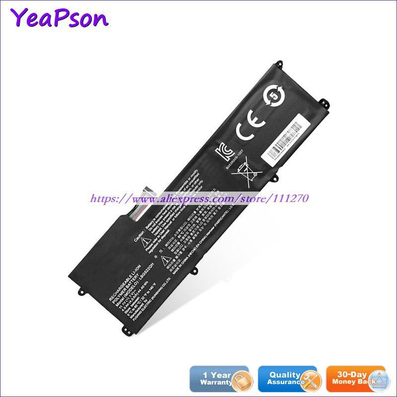 Yeapson 11,1 V 4000mAh de LBG522QH portátil batería para LG Z360-GH6SK Z360-GH30K Z360-GH50K Z360 ordenador portátil