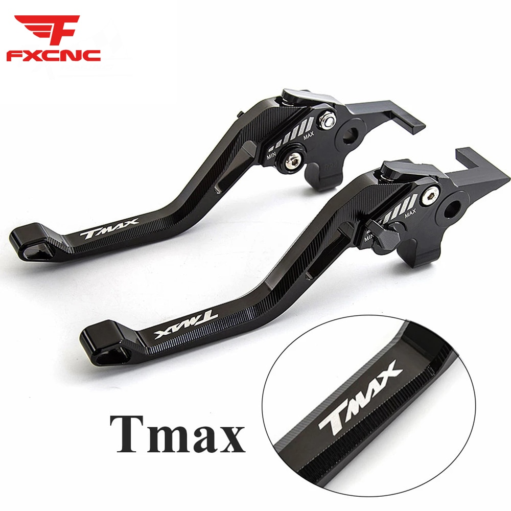 for yamaha tmax 500 tmax500 t max 500 2008 2009 2010 2011 cnc motorcycle brake clutch levers For YAMAHA T MAX 500 530 TMAX 530 500 T-MAX530 dx/sx TMAX 560 Tech Max Motorcycle Brake Clutch Levers Accessories Handle Levers