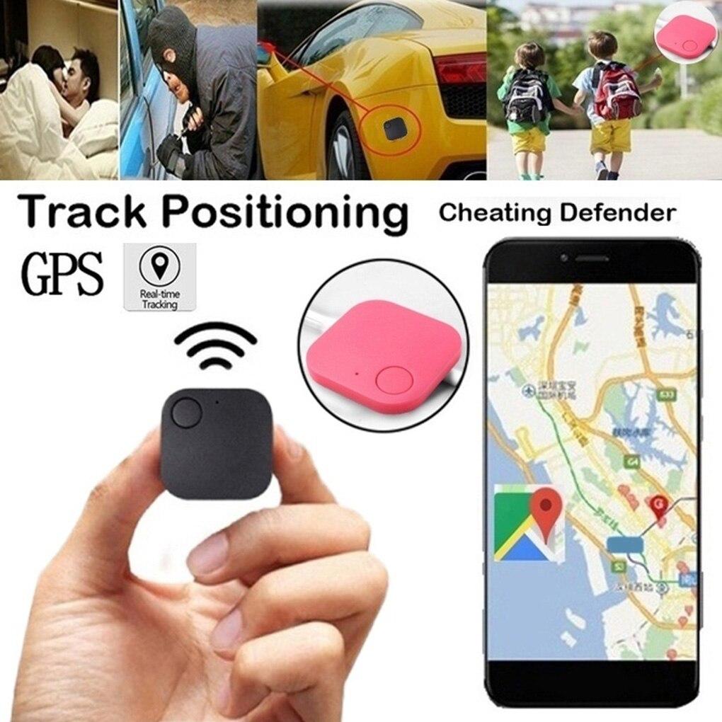 Фото - Автомобильный мини-GPS-трекер, автомобильное противоугонное устройство GPS-слежения для домашних животных, собак, детей, автомобиля, мотоцикл... противоугонное устройство