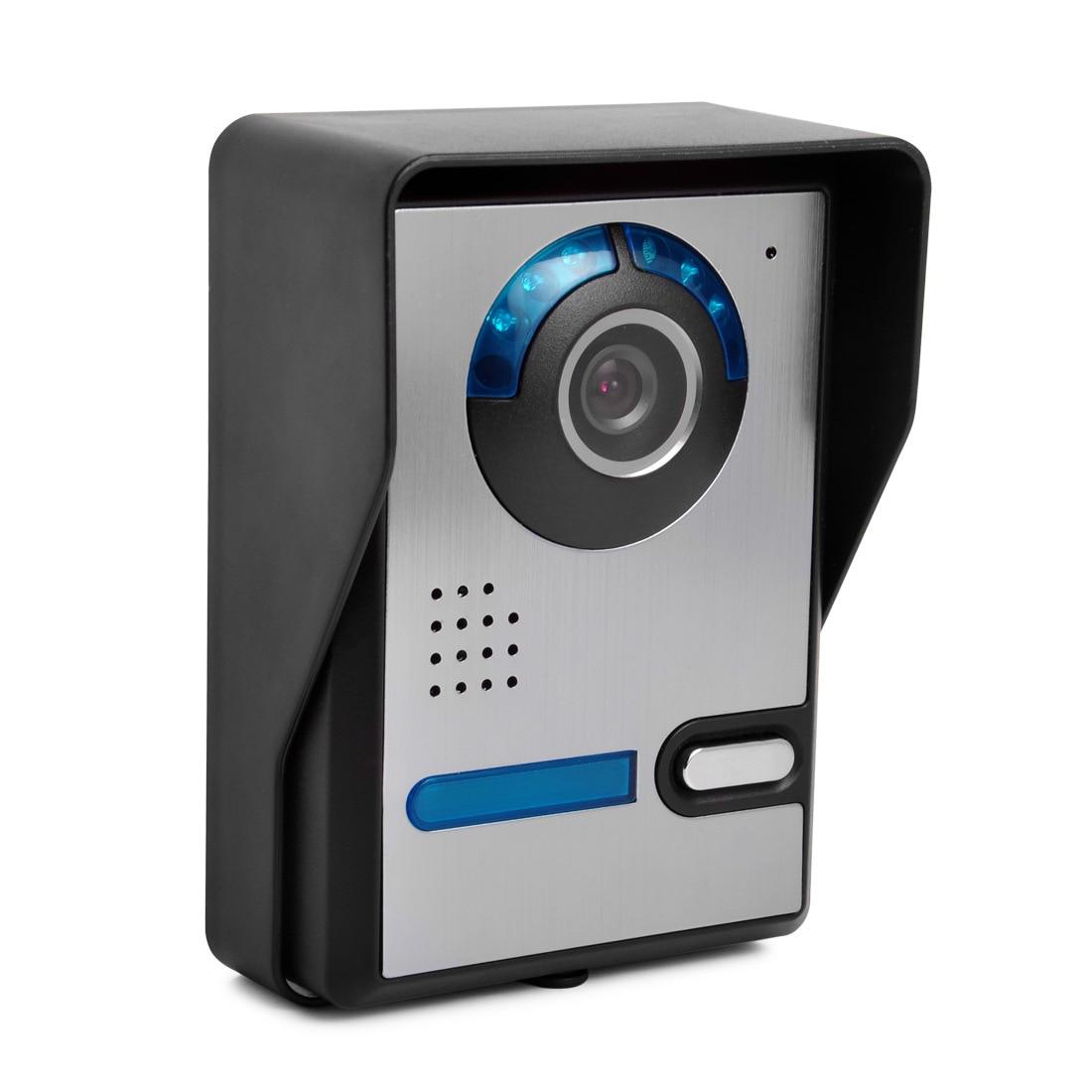 Tuya 7 Inch 1080P Doorbell Home Intercom System Wireless WiFi Smart IP Video Doorbell  with Waterproof Wired Door Phone Camera enlarge