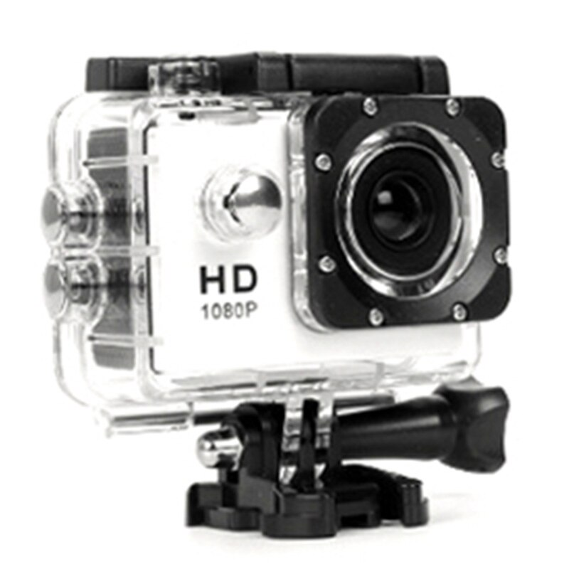 480P Motorcycle Dash Sports Action Video Camera Motorcycle Dvr Full Hd 30M Waterproof