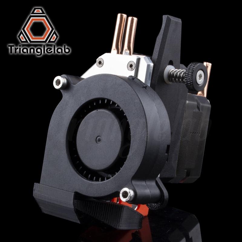 Trianglelab AL-BMG-السائل التبريد المباشر محرك الطارد hotend BMG مياه التبريد ترقية عدة ل Creality ثلاثية الأبعاد Ender-3/CR-10S