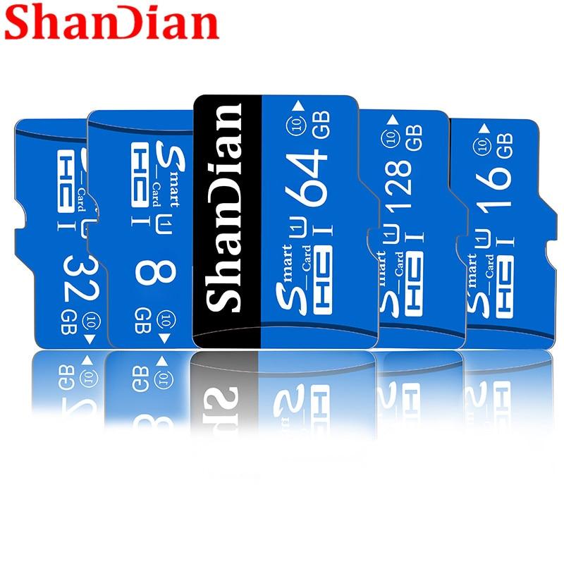 JASTER tarjeta de memoria SD 256GB 200GB 128GB 64GB 98 MB/S 32GB tarjeta Micro SD de 16GB Class10 UHS-1 tarjeta de memoria flash de memoria MicroSD TF