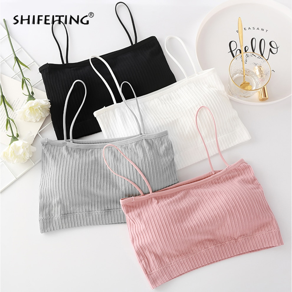 Strapless Women Tube Top Invisible Bra Seamless Underwear Female Bralette Push Up Crop Sexy Lingerie
