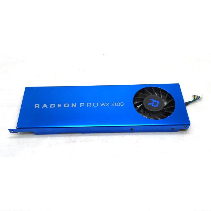 الأصلي ل Radeon برو WX4100 WX3200 WX3100 WX2100 الرسومات بطاقة الفيديو برودة