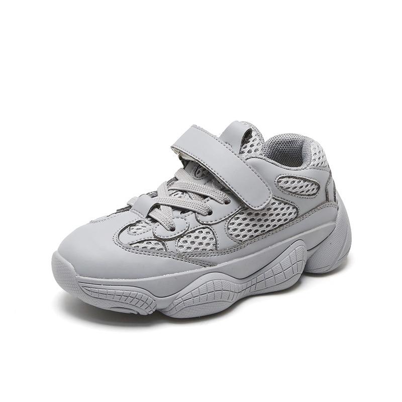 أحذية رياضية ترفيهية للأطفال ، أحذية رياضية من الألياف الدقيقة ، غير رسمية ، مسامية ، مجموعة جديدة 2020