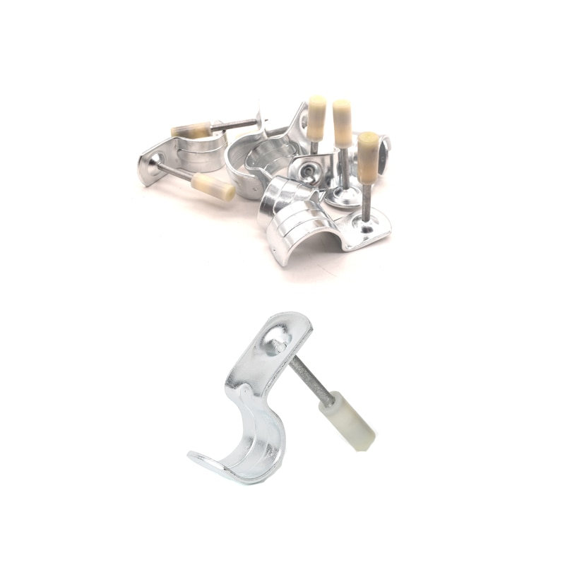 20Pcs 20mm/25mm Water Pipe Nails For Munual Steel Nails Gun