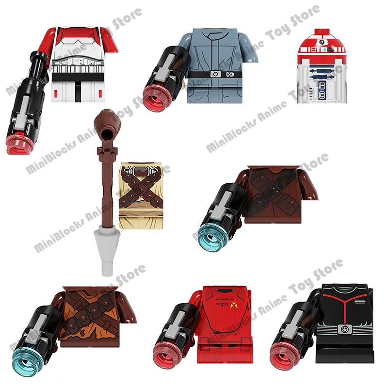 Новинка PG8288, одиночная распродажа, кирпичи из фильма Disney Buliding, мини-фигурки, детские развивающие сборные игрушки, подарки на день рождения