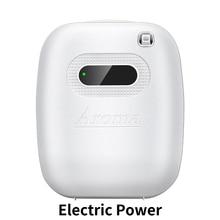 600m3 momento horario doble uso Frggrance de Aroma de aceite esencial Difusor Aroma 200ml/batería de aceite eléctrico pulverizador blanco