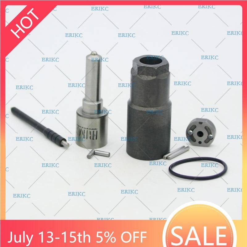 ERIKC 23670-0L050 Kits de réparation dinjecteur DLLA155P863 OEM 093400-8630 pour Toyota Hilux 2kd 1kd 095000-8650 pour 095000-8290