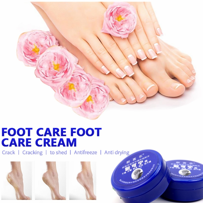Traditional Chinese Oil Anti-Drying Crack Foot Cream Heel Cracked Repair Hand Cream Removal Dead Skin Moisturize Hand Feet Care недорого