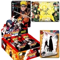 180pcs deluxe edition flash card collect uzumaki uchiha sasuke haruno sakura kakashi card collection birthday gift boy gift