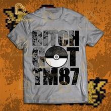 Janpanese Anime 3d Print T Shirt Streetwear Bitch Got Cospaly Unisex Cartoon Pokemon 2020 Fashion T-shirt for Kids Adults