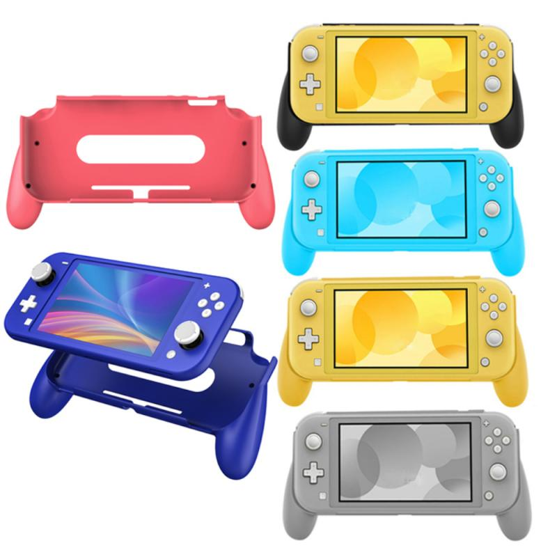 For Nintend Switch Lite Grip Cover Game Console Protective Shell Handle Holder Case Game Accessories