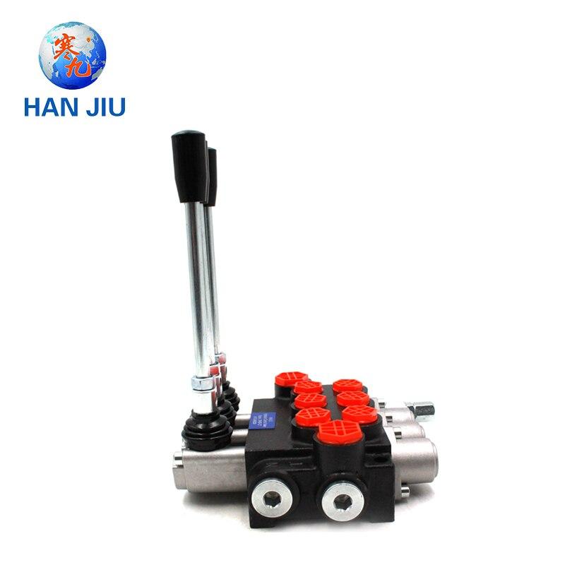 Plataformas de perforación minera, repuestos hidralicos, válvulas de control de mano direccionales de perforación 3P40