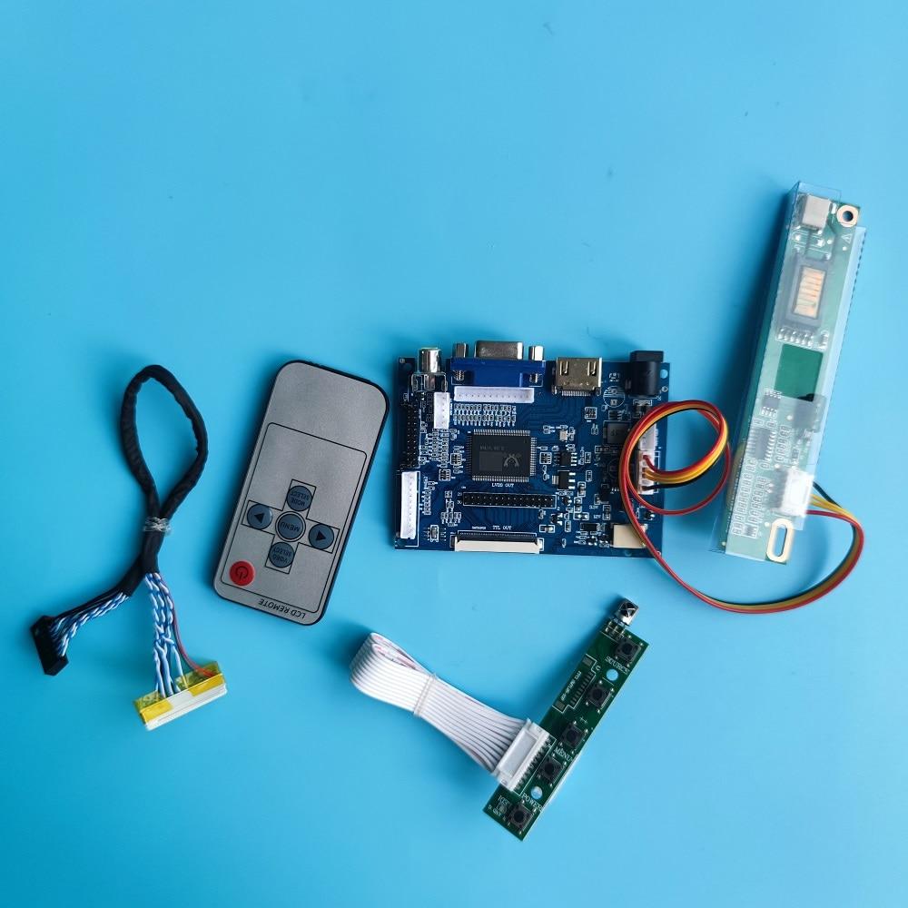 لوحة تحكم LED عدة تعمل ل LP141X14 14.1