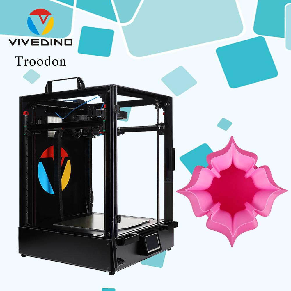 VIVEDINO CORE XY Flying Print 3D Printer Enclosed Structure