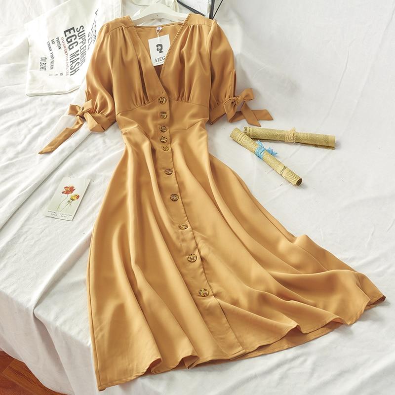 Women Stretch High Waist Elegant Dress Ladies Evening Party Formal Work Business Office Bodycon Midi Dress