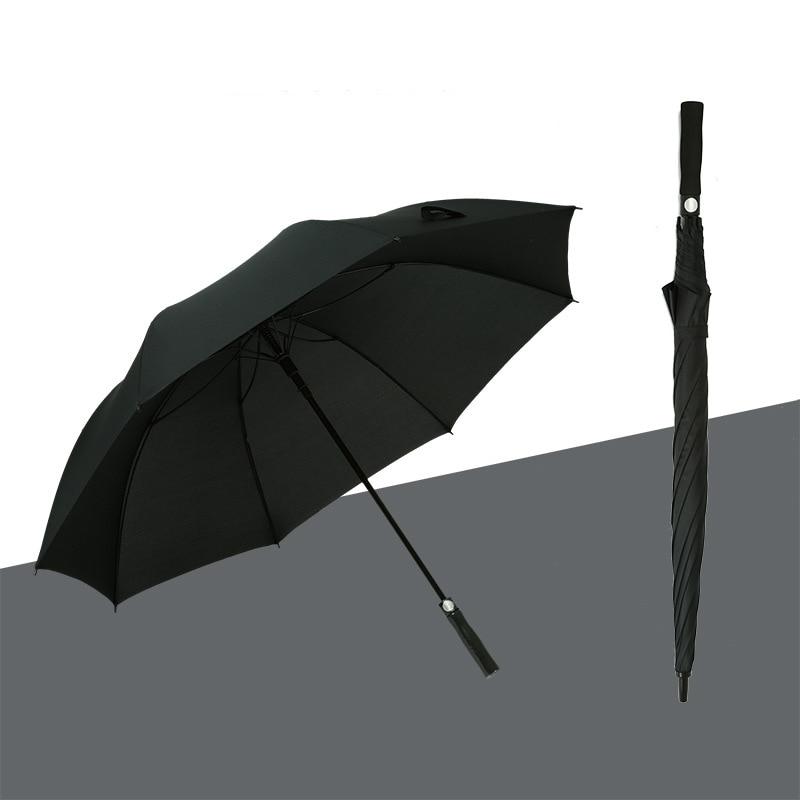 Уличная мебель 30 дюймов плюс зонт для патио двойной зонт для гольфа мужской деловой Зонт подарок зонт