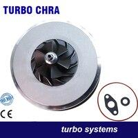 GT1646V turbo 751851 Turbocharger Core Chra for Volkswagen Touran 1.9 TDI 66Kw Turbo Cartridge Turbine Repair Kits 038253056G