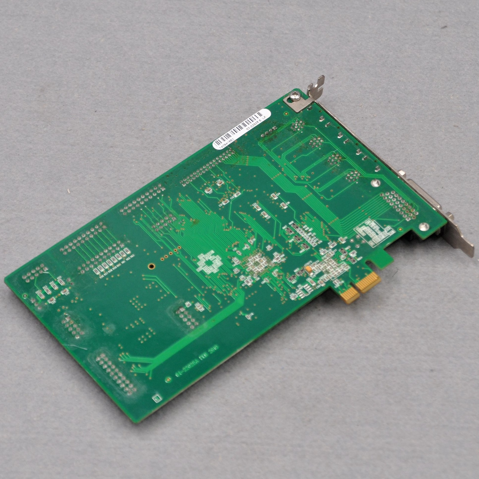 64-22025A FEB 2010 Industrial Capture Card PCI Card enlarge
