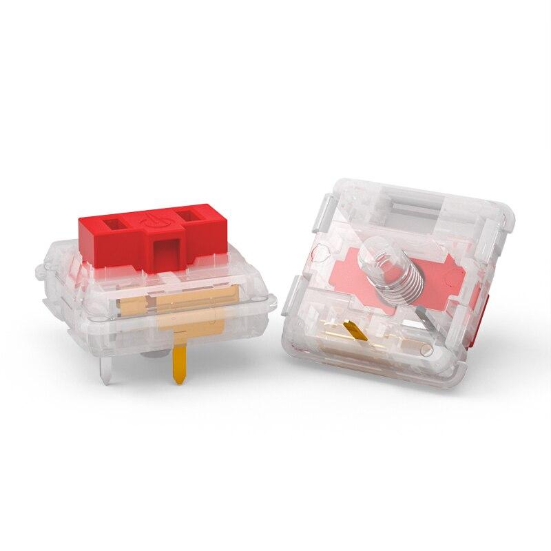 DHL доставка: 2000 Choc красный линейный + 2000 Choc кристалл (с кристаллом)