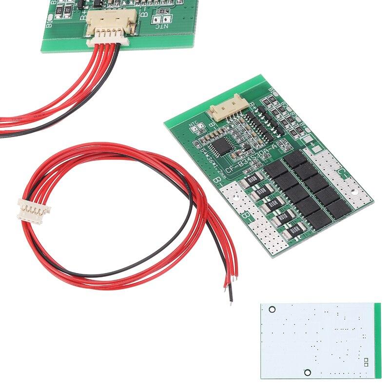 Mayitr 4S 30A 12 В литий-ионная батарея 18650 BMS пакеты Щит защиты печатной платы баланс интегральных схем для жизни LiFePo4