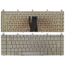 US laptop keyboard FOR ASUS N45 N45E N45S N45Vm N45-2 N45SF N45Sl N45SJ Silver English notbook