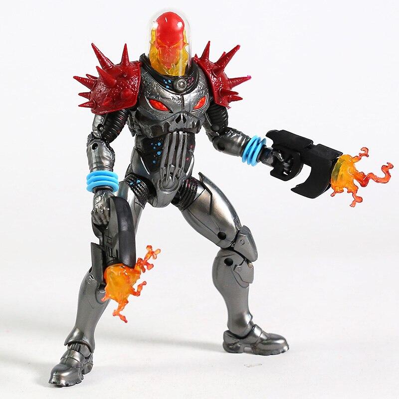 Maravilha Lenda Ghost Rider PVC Action Figure Brinquedos Modelo Collectible Boneca Presente