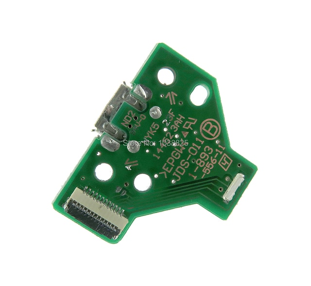 Зарядное устройство с USB портом для Playstation 4 PS4 Pro, 12 контактов, 50 шт.