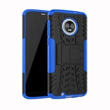 Für Moto G6 Fall Heavy Duty Abdeckung Für Motorola Moto G6 E4 E5 Spielen Plus XT1767 XT1763 XT1762 XT1771 Coque abdeckung Fall