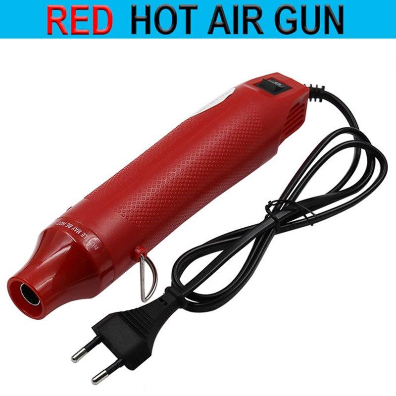 1tk 220V EL-i pistikuga elektriline kuumaõhupüstol / soojuspüstol - Elektrilised tööriistad - Foto 4