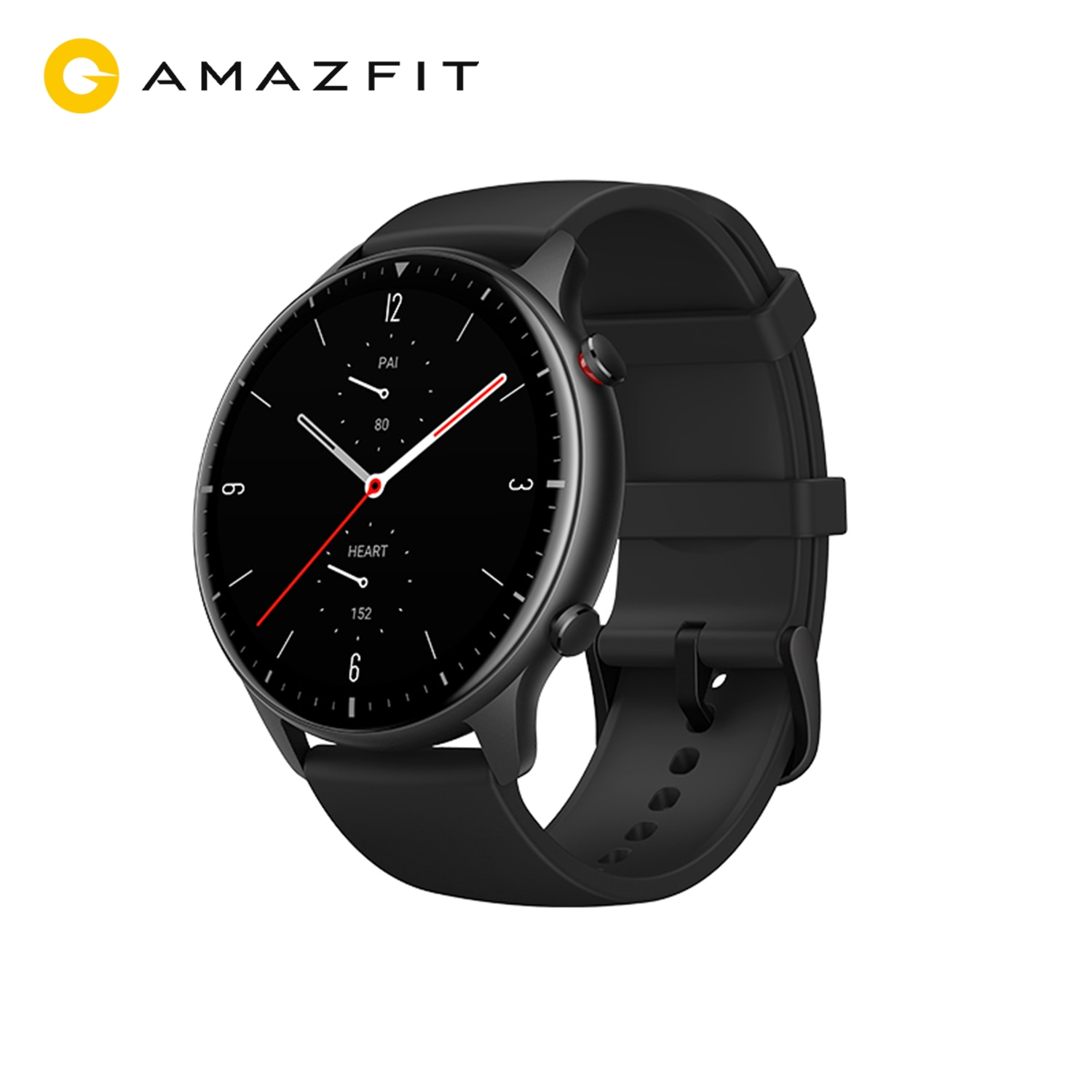Promo Amazfit GTR 2 12 Sports Modes Smart Watch Fitness Watch Answer Calls Alexa Built-in Sleep Monitoring Smartwatch For Android iOS