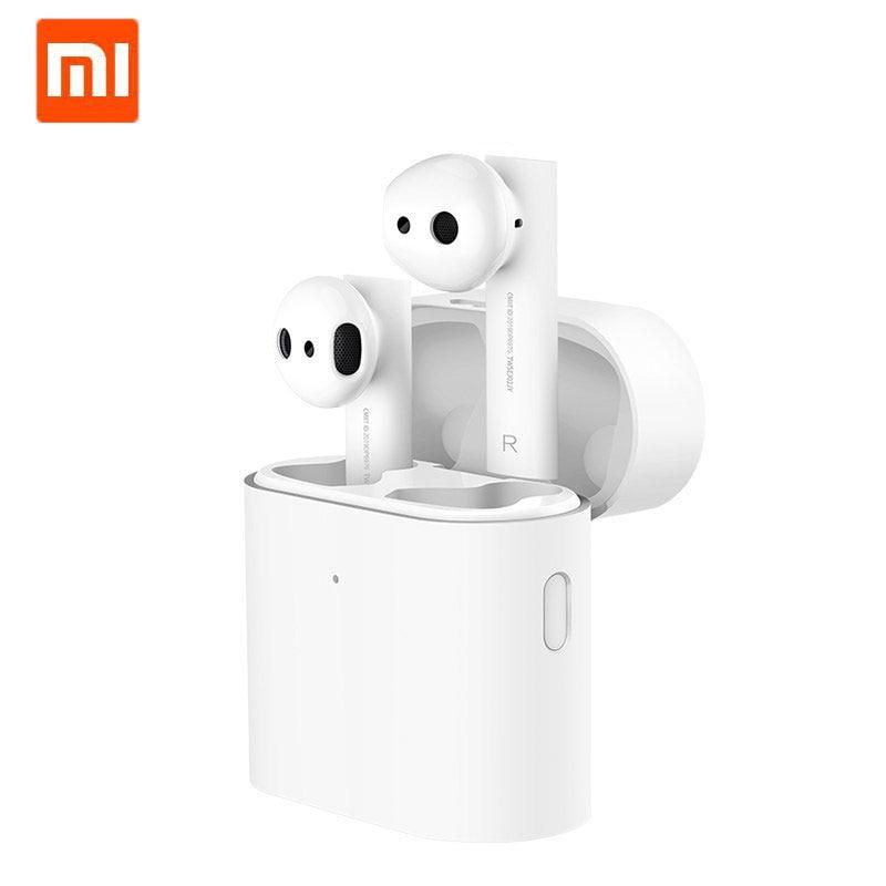 [Plaza ] Xiaomi Airdots Pro 2 Air 2 TWS verdadero auricular inalámbrico Bluetooth auriculares con micrófono estéreo interruptor Auto Pause Tap