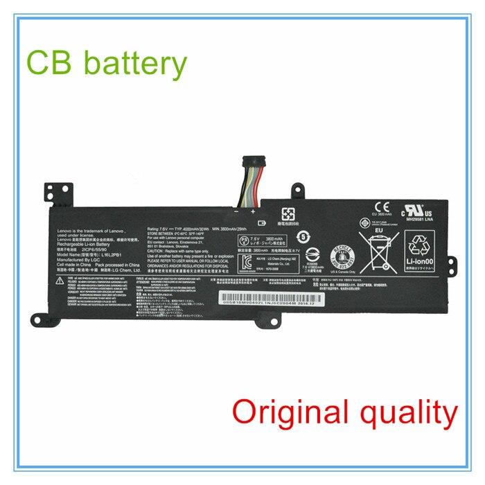 Batterie de qualité dorigine pour 5000-15 L16S2PB2 L16C2PB2 L16L2PB1 L16M2PB1