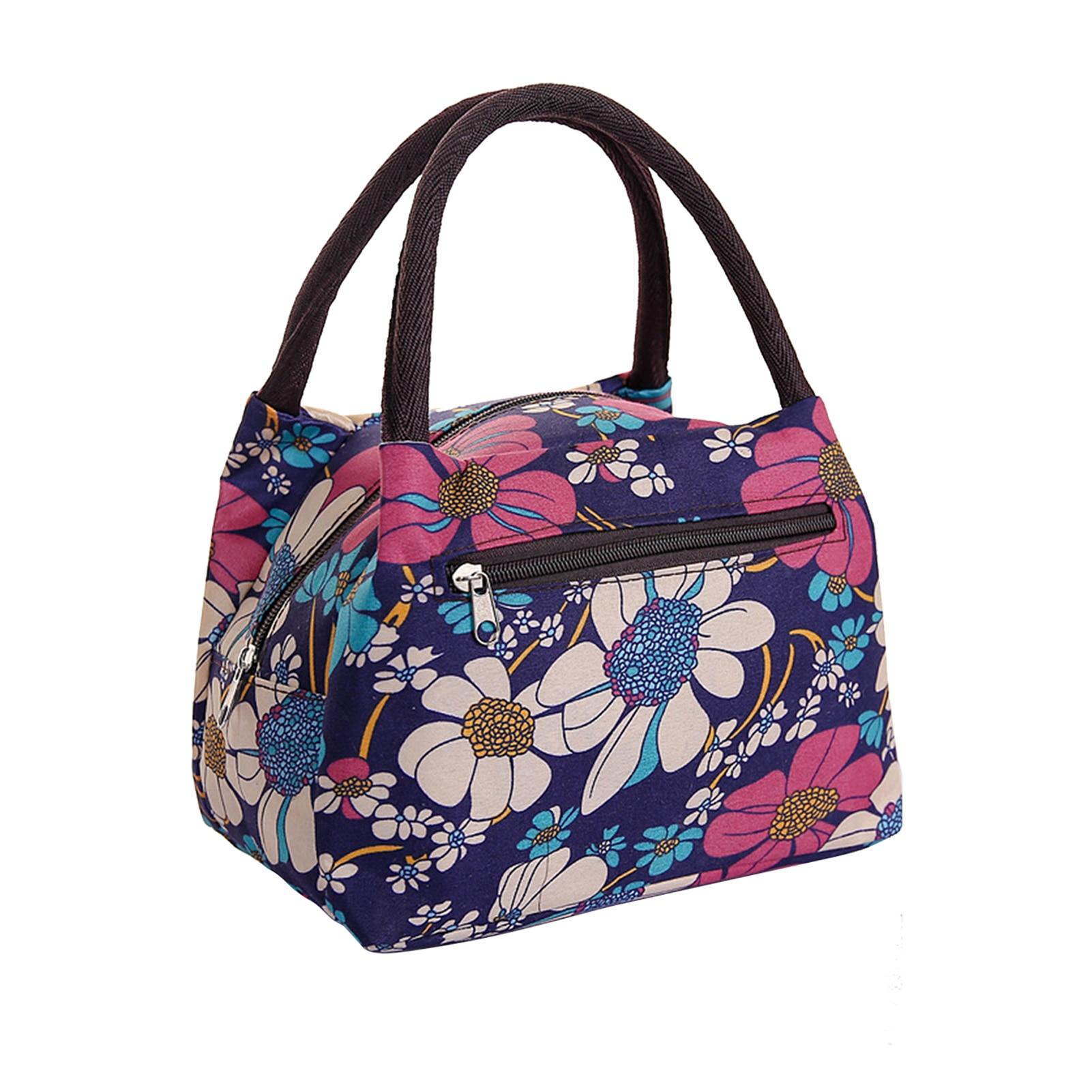 New Fashionable Multifunctional Handbag Large Thermal Insulation Waterproof Adult Lunch Bag