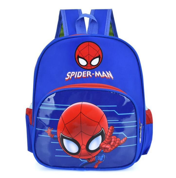 Disney cartable étudiant filles Bookbag garçons Spiderman sac à dos enfants princesse Sofia sacs décole
