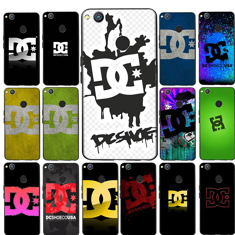 Dc Shoes luxury Couple Silicon TPU phone case For Huawei P40 Pro Max P Smart Z S 2021 Cover