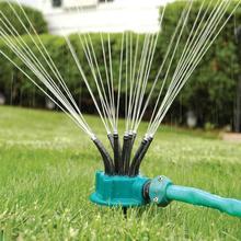 52  1 Set Noodle Head Flexible 360 Degree Water Sprinkler Spray Nozzle Lawn Garden Irrigation Sprinkler Irrigation Spray